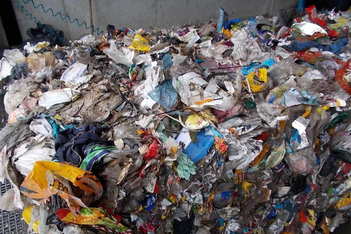 Odbiór i zagospodarowanie odpadów o kodzie 19 12 12