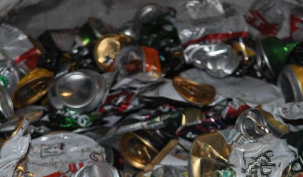 Doczyszczanie puszki aluminiowej – przetarg